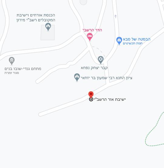 Miron Map